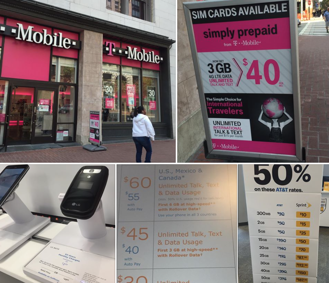 Prepaid Phone Prices in SF